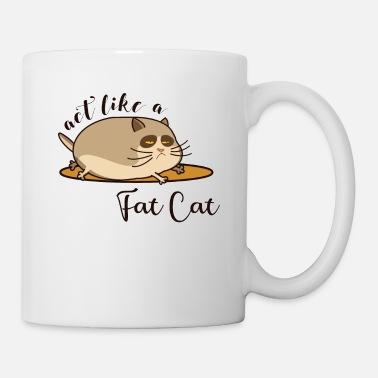 Fattige Fat Cat - Fat cat - Krus