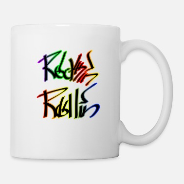Punk Rock Rock and Roll Punk Rock - Mug