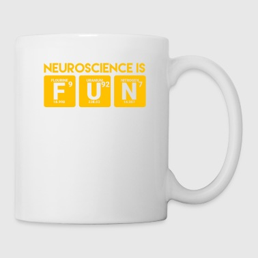 La neurociencia es divertida - Taza