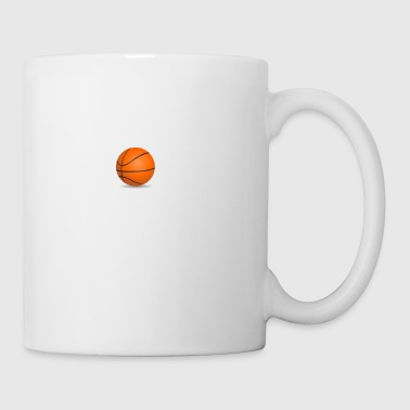 For the love of the Game - basketball - Tasse