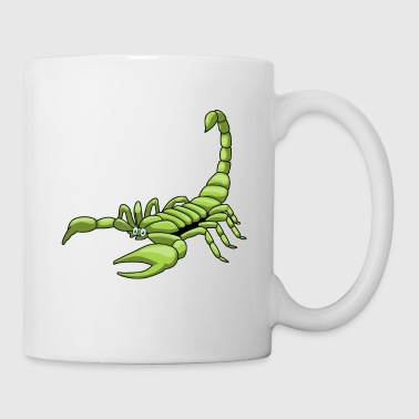Scorpio Animal Robber Gift Gift Idea - Mug