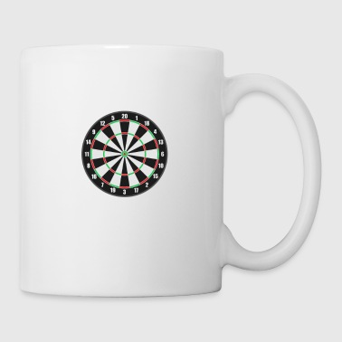 Dart shooting guild - Mug