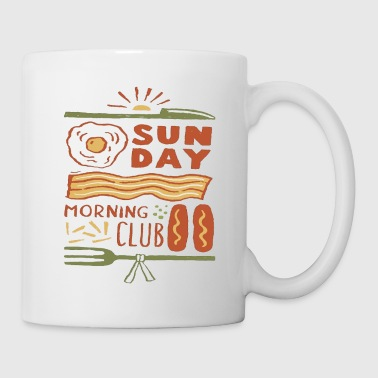 Sunday morning club - Mug