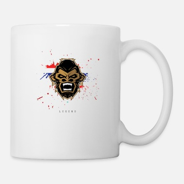 Bangkok thai boxing monkey - Mug