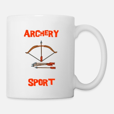 Clever Bow Archery Sport Arrow Clever Clever - Mugg