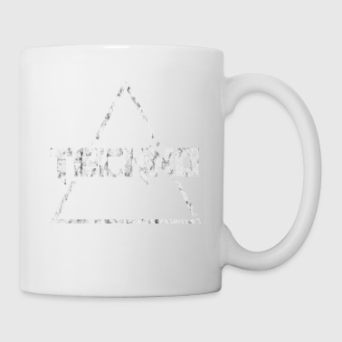 Techno Music Electric House Rave Gift - Taza