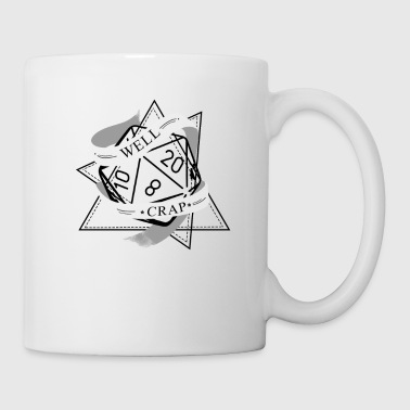 RPG Dice RPG Board Game Nerd Gift - Mug