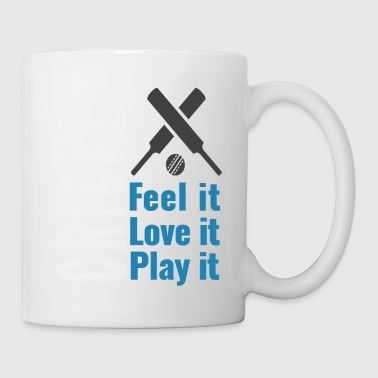 Cricket - Feel Love Play It - Tasse