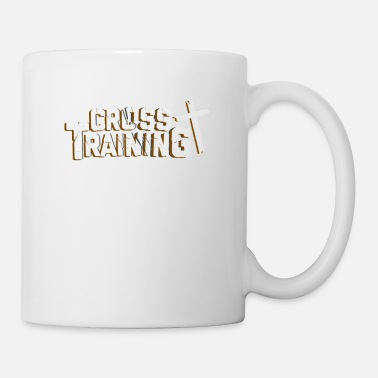 Training Cross Training - Mug blanc