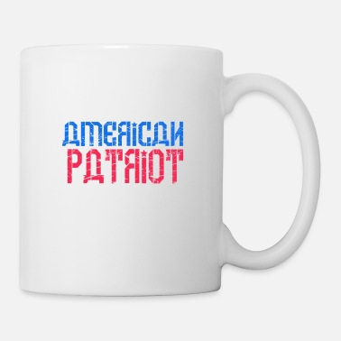 Patriot patriota - Tazza