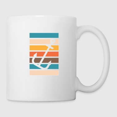 Anchor Colorful Marine - Mugg