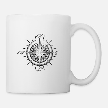 Nautical Nautical compass - Mug