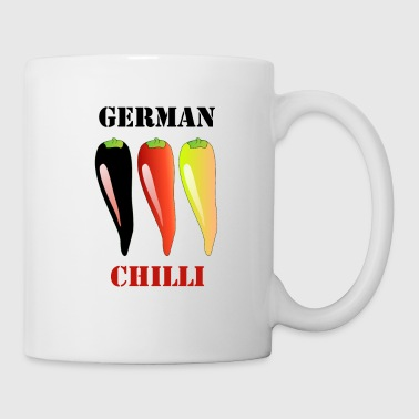 Deutsch Chilli - Tasse