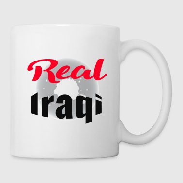 Golf Real iraquí - Taza