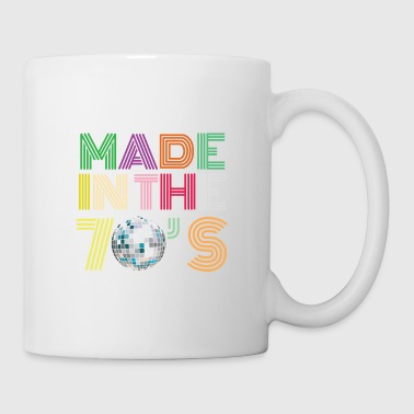 70s Made in the 70s - Mug