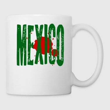 Mexiko Stadt Mexico best country - Tasse