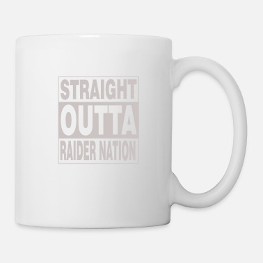 Raider Straight outta raider nation - Mug