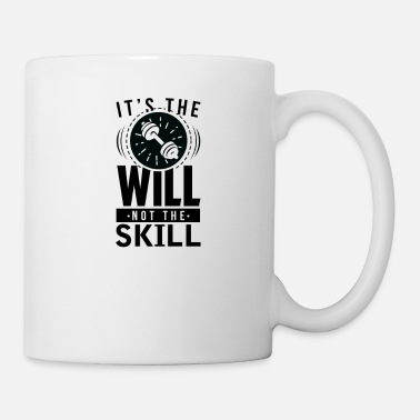 Ability It is the will and not the ability # 2 - Mug