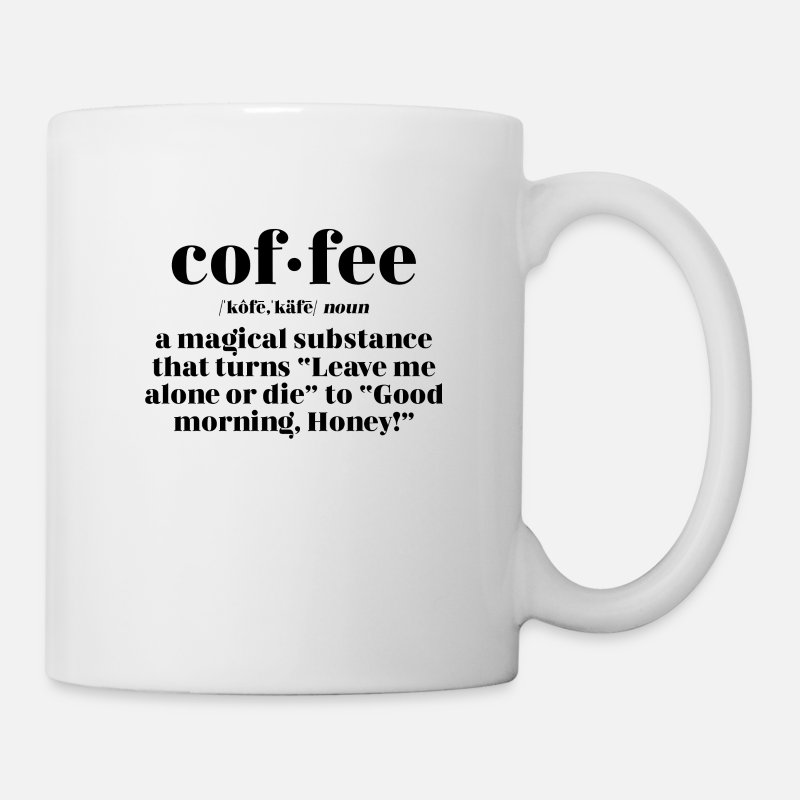 Starbucks Mugs & Drinkware - Kaffee Definition - Mug white