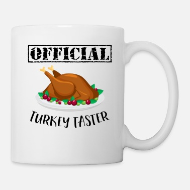Angry Thanksgiving Day Turkey Gift for Fall Holiday - Mug