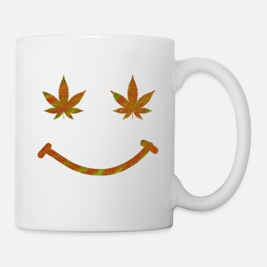 Keep Calm Crown Weed Smile - Muki