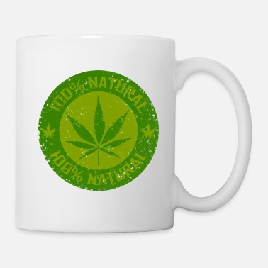Pilven Polttaminen Weed 100% Natural - Muki