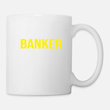 Sarkasmus Investment Banker - Tasse