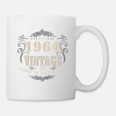 Awesome Since Made in 1964 55 Years Of Excellence - Mug