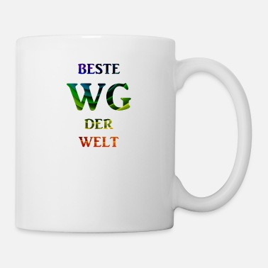 Hero Best WG in the World Friends and Family Shirts - Mug