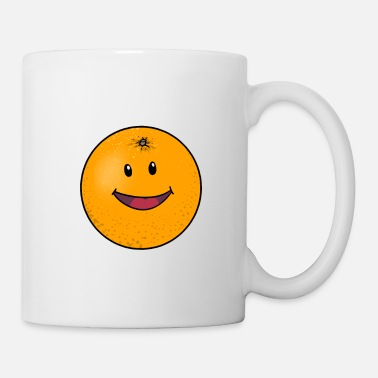 Orange Orange oranges orange juice - Mug