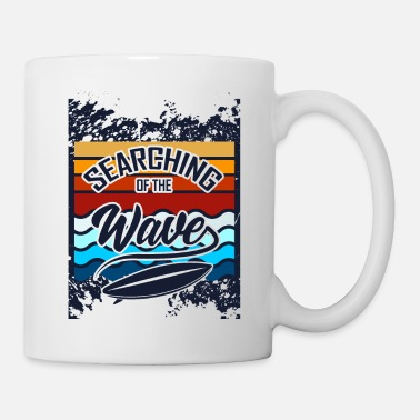 What Search the waves - Mug