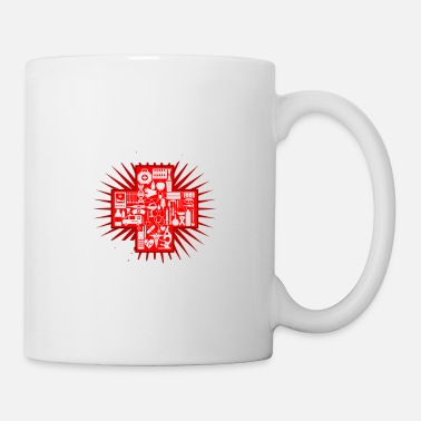 Rescue Services Rescue Service Emergency Call Sani Gift · Majesty - Mug