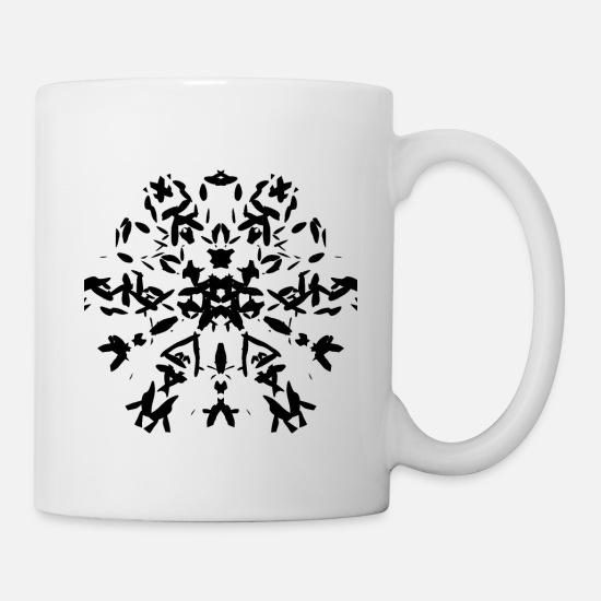 Ornement Mugs et récipients - ornement - Mug blanc
