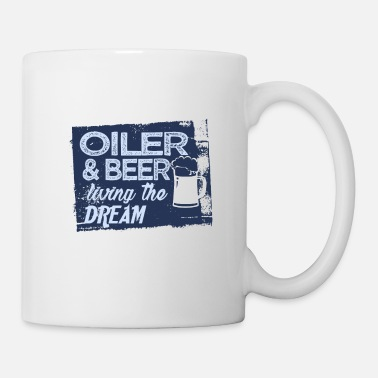 Festival Oilers and beer live the dream - Mug