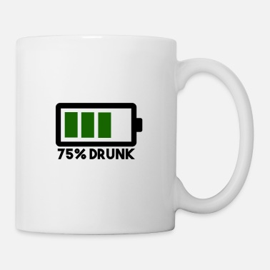 Blood Alcohol Level Funny alcohol level in% T-shirt for students - Mug