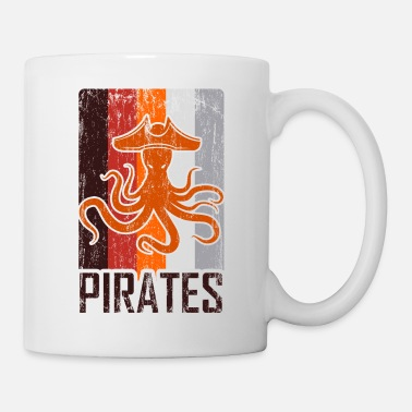Sailing Pirate Kraken - Mug