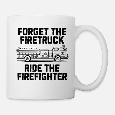 Fire Firefighter Volunteer Fire Department Gift - Mug