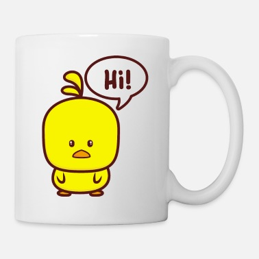 Cool Hello chicks - Mug
