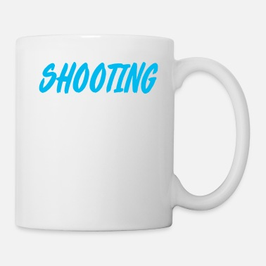 Handgun weapon firearm gun rifle gun handgun - Mug
