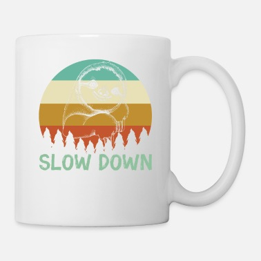 Chill Out Sloth Sloth ralentir - Mug