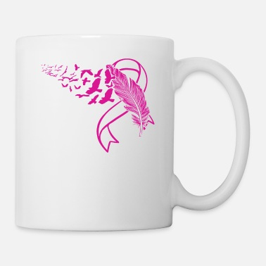 Breast Cancer Ribbon Breast Cancer - Pink Ribbon - Mug