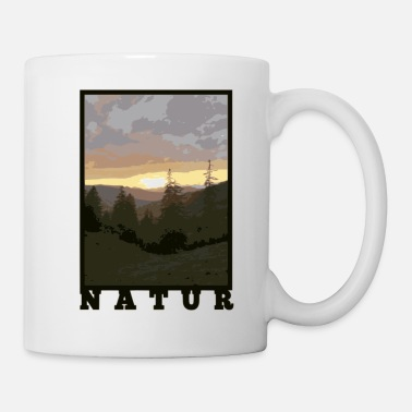 Art NATURE ART - Tasse