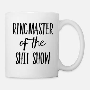Spoke Genie Ringmaster of the Shit Show - Mug