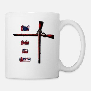 God Save the Queen - Mug