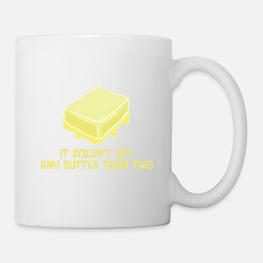 Stove Cooking Butter Funny Better Milk Nature Gift - Mug
