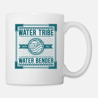 Water Water Tribe water save - Mug