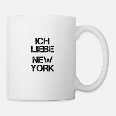New New York - Tasse