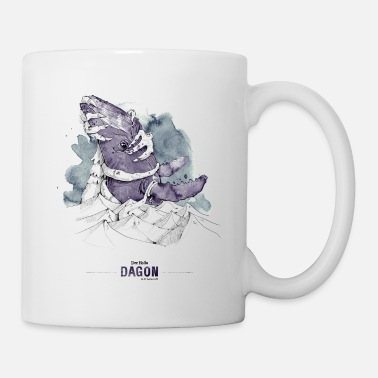 DAGON (HP Lovecraft) - Mug