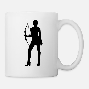 Bowhunter Sagittaire - bowhunter - chasseur - Mug