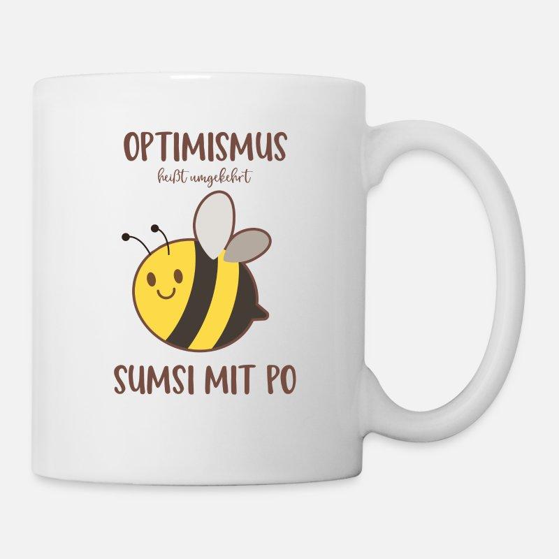 Mit umgekehrt po heißt sumsi optimismus Optimismus heißt